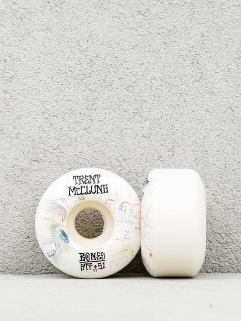 Kolečka Bones Mc Clung Passpport Formula V1 (white)