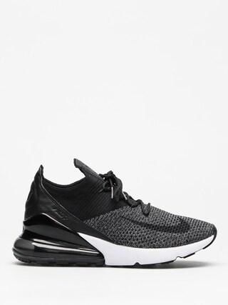 Boty Nike Air Max 270 Flyknit (black/black white)