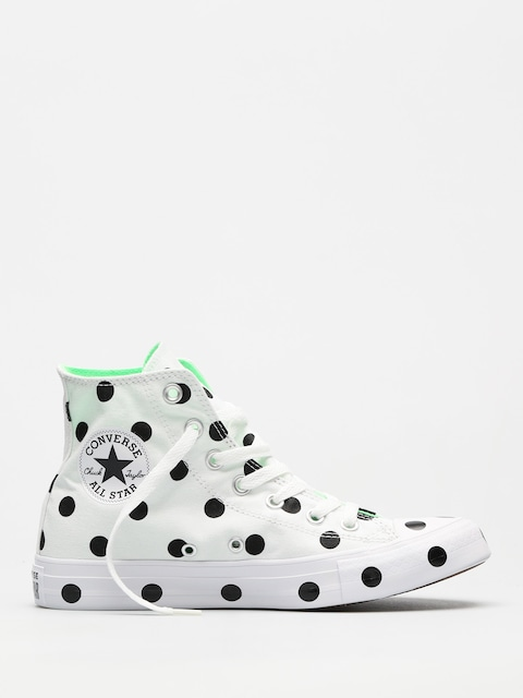 Tenisky Converse Chuck Taylor All Star Wmn (white/black/illusion green)