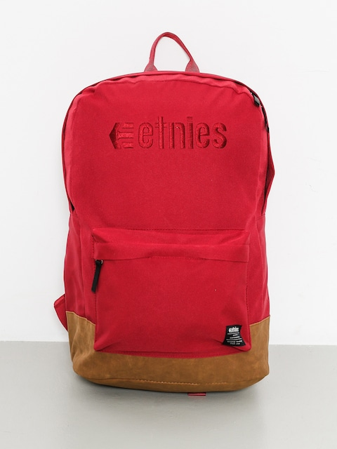 Batoh Etnies Essential (red)