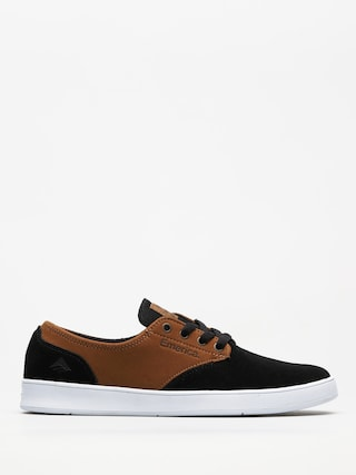 Boty Emerica The Romero Laced (black/brown)