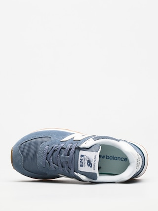 Boty New Balance 574 Wmn (light porcelain blue)
