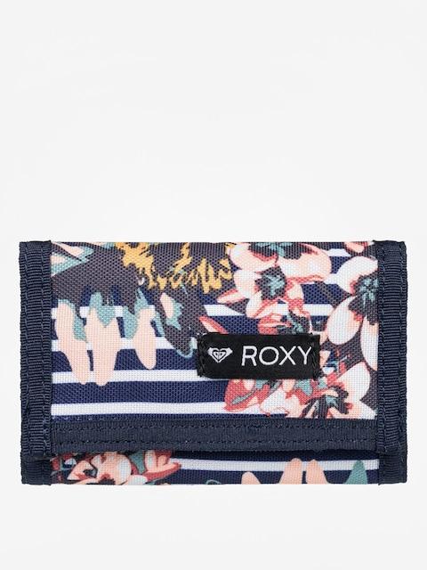 Peněženka Roxy Small Beach 2 Wmn (medieval blue boardw)