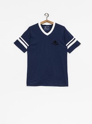 Tričko Emerica Toy Stripe V (blue)