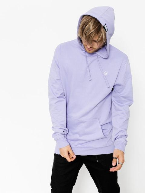 Mikina s kapucí DGK Loud Custom HD (lavender)