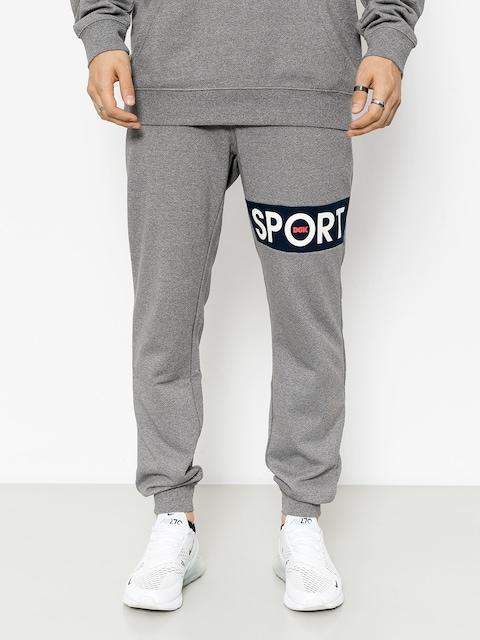 Kalhoty DGK Sport Drs (sport heather)