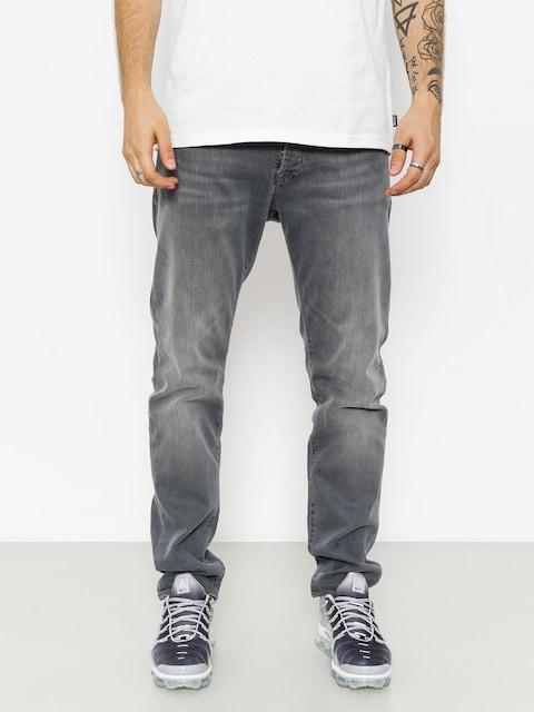 Kalhoty Carhartt WIP Klondike (grey)