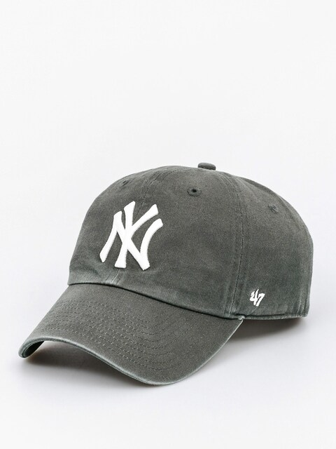 Kšiltovka  47 Brand New York Yankees ZD (washed grey)