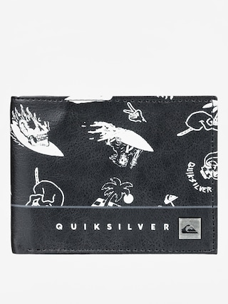 Peněženka Quiksilver Freshness (true black)