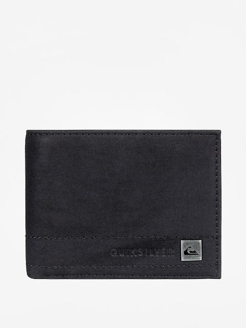 Peněženka Quiksilver Stitchy Wallet 3 (black)