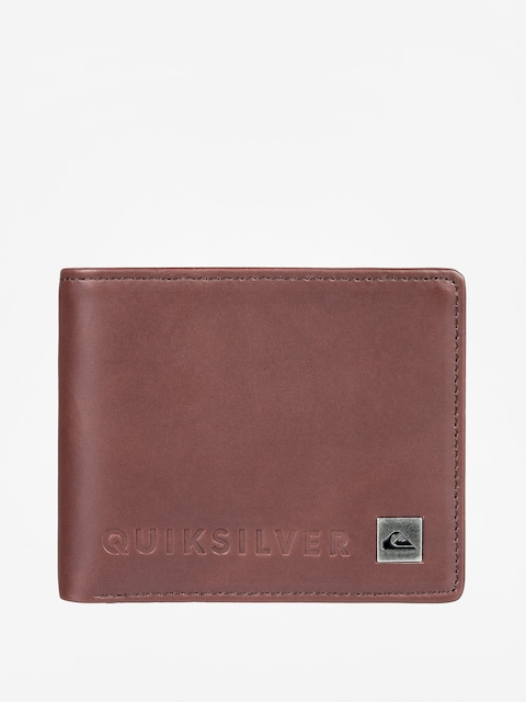 Peněženka Quiksilver Mack VI (chocolate brown)