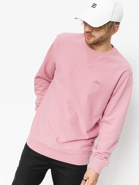 Mikina Stussy Stock Terry (pink)