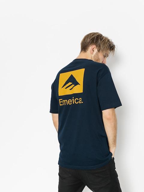 Tričko Emerica Brand Combo (navy)