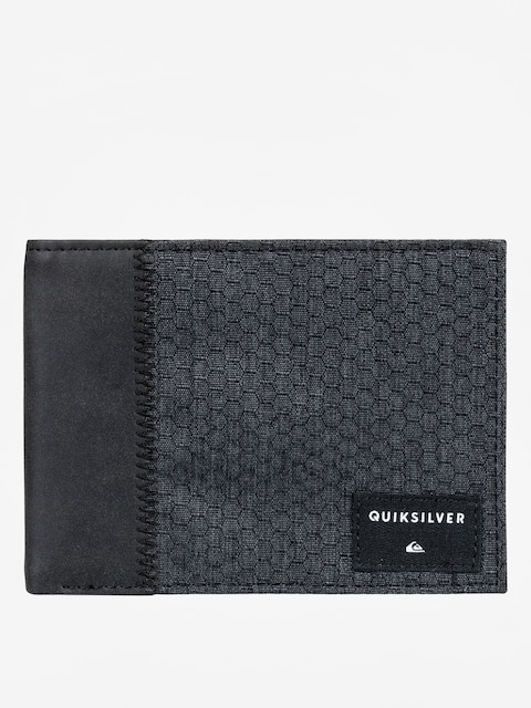 Peněženka Quiksilver Freshness Plus 4 (black)