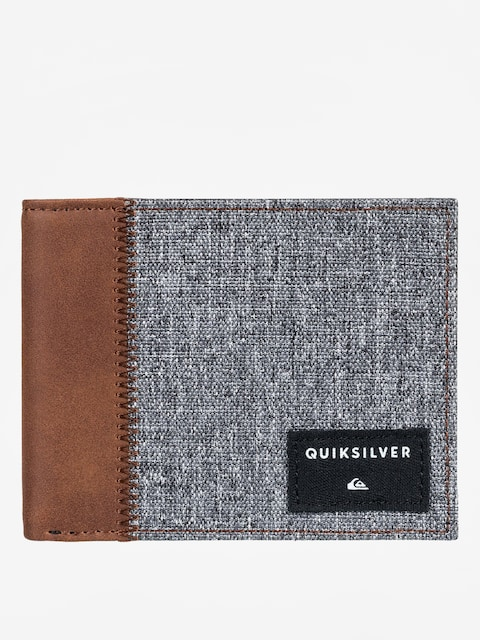Peněženka Quiksilver Freshness Plus 4 (light grey heather)