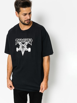 Thrasher Tričko Skate Goat (black)