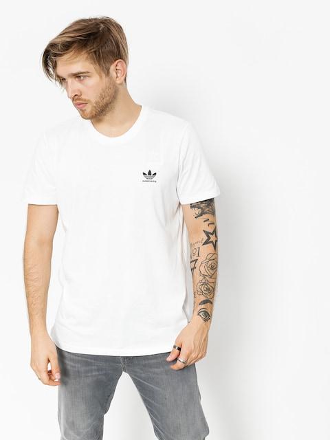 Tričko adidas Clima 2.0 (white/black)