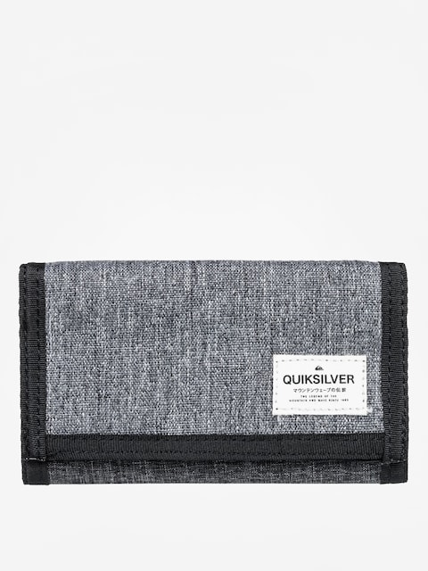 Peněženka Quiksilver Every Wear (light grey heather)