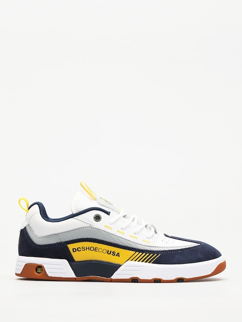 Boty DC Legacy 98 Slm S (white/yellow/blue)