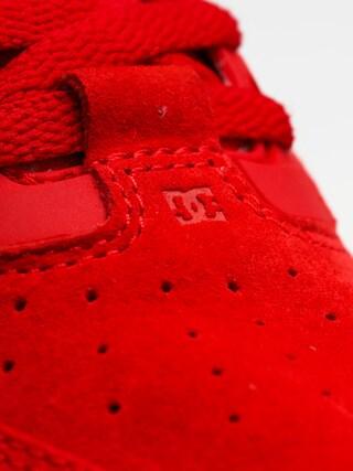 Boty DC E Tribeka (red)