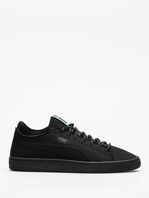 Boty Puma Basket Sock Lo Diamond (puma black)