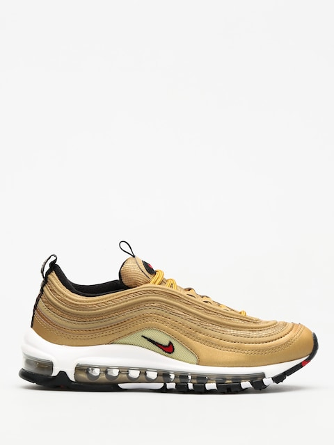 Boty Nike Air Max 97 Og Wmn (metallic gold/varsity red white black)