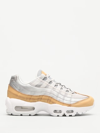 Boty Nike Air Max 95 Special Edition Premium Wmn (pure platinum/metallic silver white)