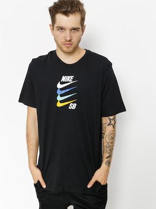 Tričko Nike SB Sb Futura (black)