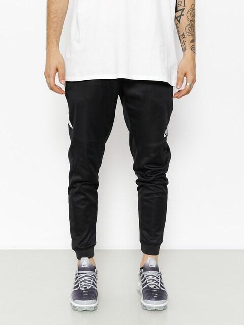 Kalhoty Nike Sportswear Jogger (black/white/white)