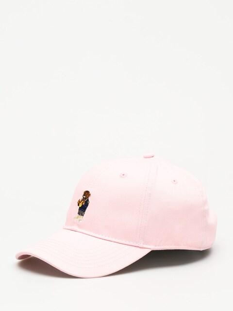 Kšiltovka  Cayler & Sons Controlla Curved ZD (pale pink/mc)