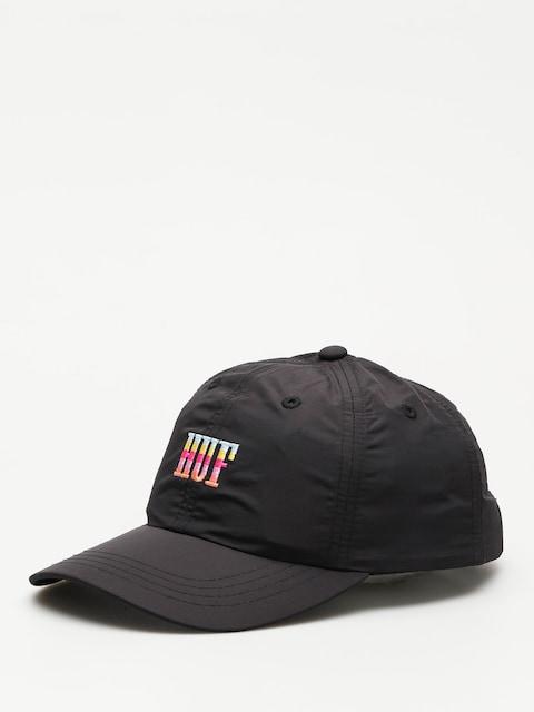Kšiltovka  HUF Resort Curved Visior ZD (black)