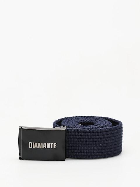 Pásek Diamante Wear Classic (navy/black)