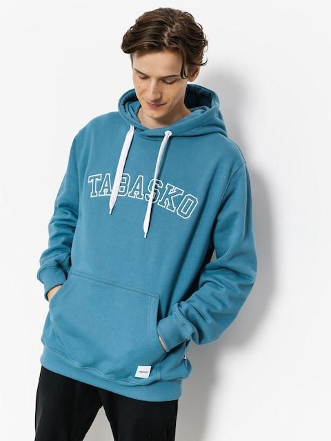 Mikina s kapucí Tabasko Since HD (blue)