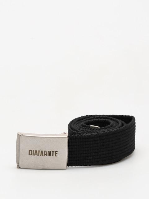 Pásek Diamante Wear Classic (black/silver)