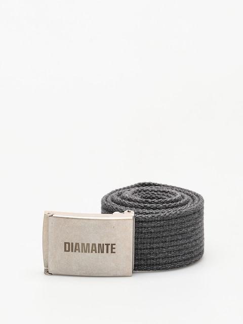 Pásek Diamante Wear Classic (grey/silver)