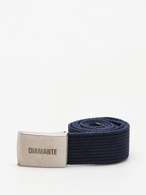 Pásek Diamante Wear Classic (navy/silver)