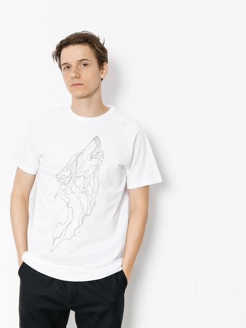 Tričko Majesty Wolf