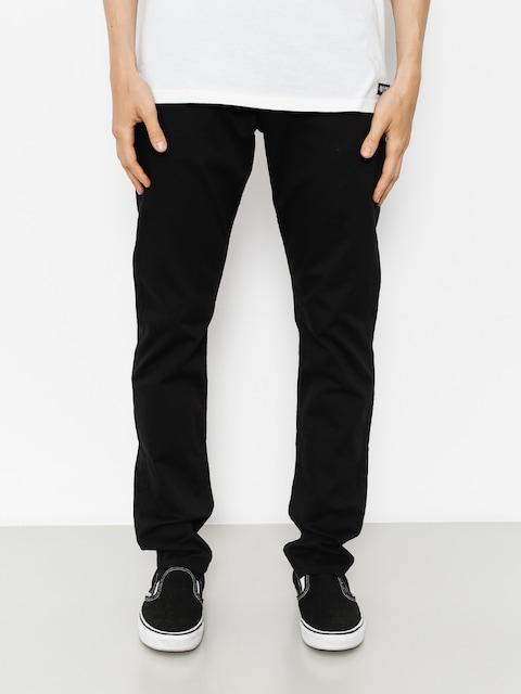 Kalhoty Nervous Turbostretch (black)