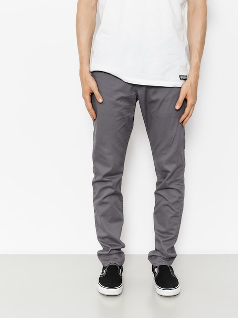 Kalhoty Nervous Turbostretch (grey)