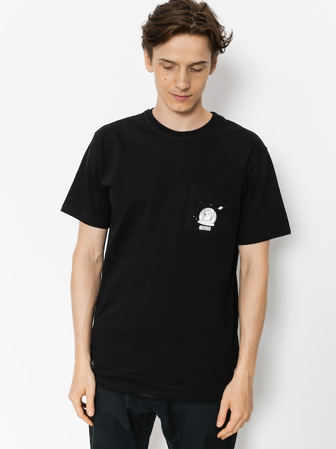 Tričko Nervous Moonwalk (black)