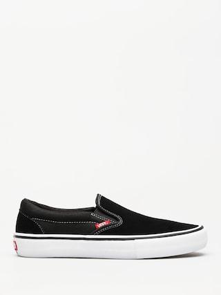 Boty Vans Slip On Pro (black/white/gum)