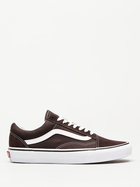 Boty Vans Old Skool (chocolate torte/true white)