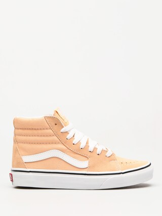Boty Vans Sk8 Hi (bleached apricot/true white)
