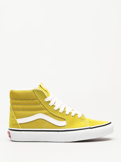 Boty Vans Sk8 Hi (cress green/true white)