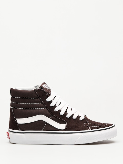 Boty Vans Sk8 Hi (chocolate torte/true white)