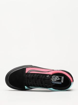 37d505d8da Boty Vans Old Skool Pro (asymmetry black rose blue)
