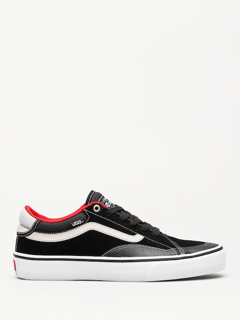 Boty Vans Tnt Advanced Prototype (black/white/red)