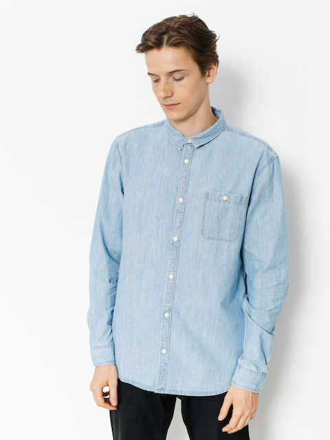 Košile Quiksilver Chambray Shirt (used)