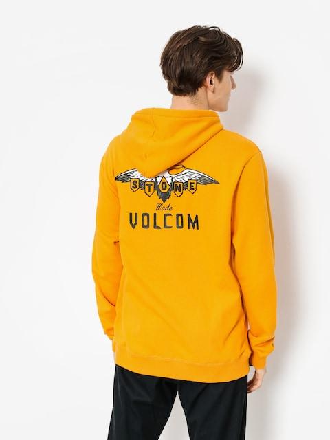 Mikina s kapucí Volcom Reload HD (tag)