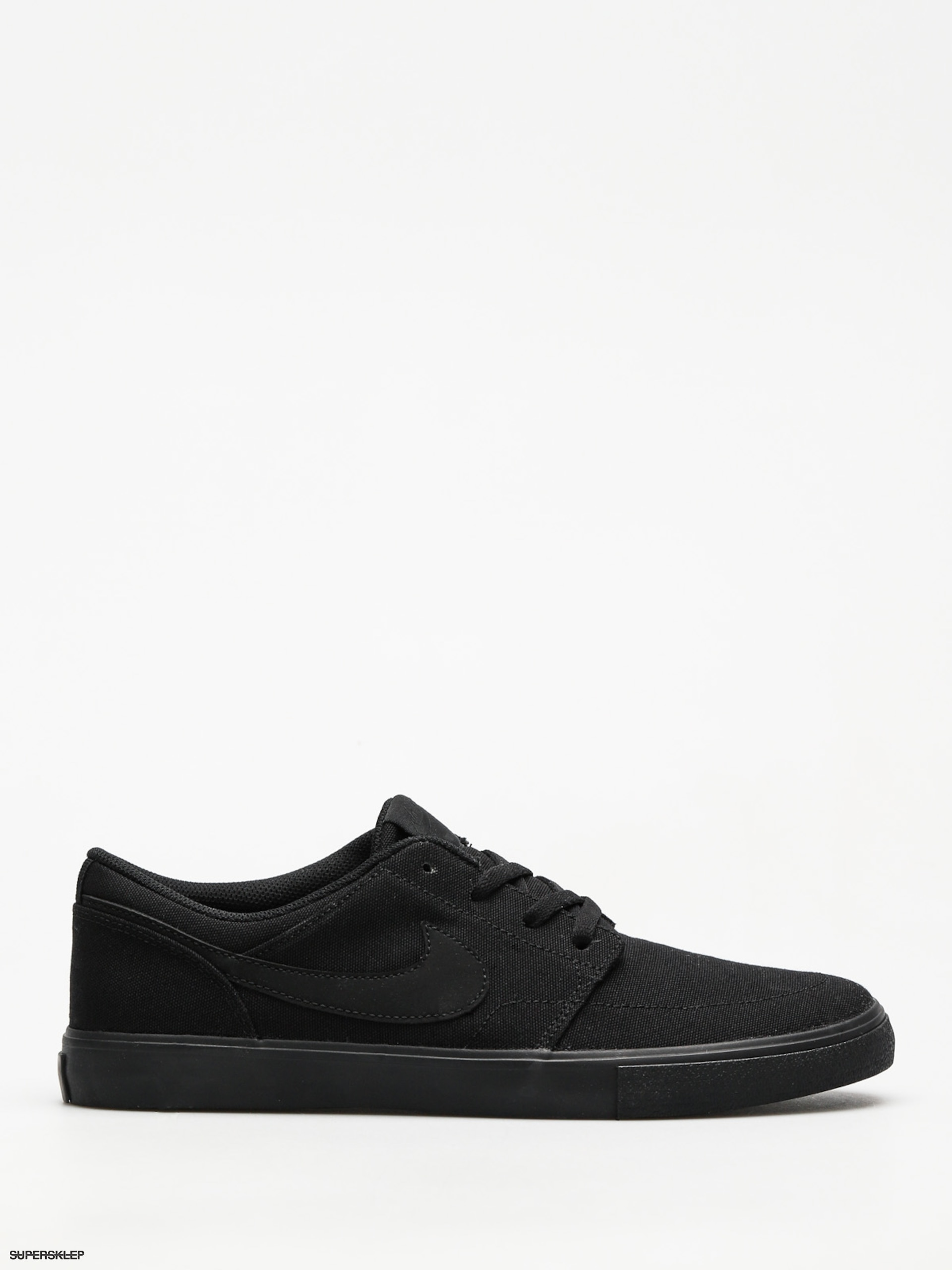 635010466892 Boty Nike SB Portmore II Solar Cnvs (black black)